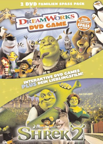 Shrek 2 (iDVD + DVD)