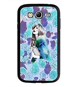 PrintDhaba Fantasy Girl D-5890 Back Case Cover for SAMSUNG GALAXY GRAND NEO PLUS (Multi-Coloured)