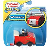 Fisher-Price Thomas The Train Take-n-Play Winston Diecast Vehicle