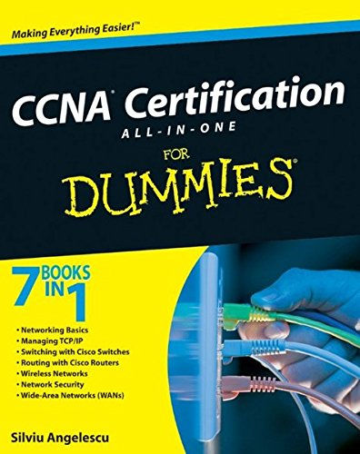 CCNA Certification All-In-One For Dummies, by Silviu Angelescu