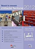 echange, troc Alain Breuiller, Anthony Giunta - Réussir le concours d'attaché territorial 2012