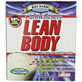Buy Labrada Carb Watcher Lean Body Vanilla Powder Sachets Pack of 20 Comparison-image