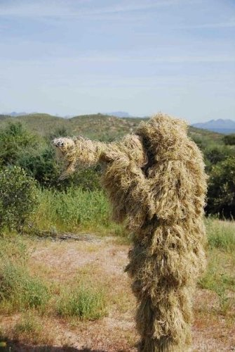 Ghost Ghillie Suit Dry Grass Regular