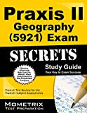 Praxis II Geography (5921) Exam Secrets