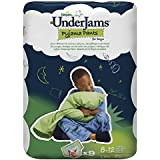 Pampers Underjams Size 8 Boy 9 Pants x Pack of 4 (Total 36 Pyjama Pants)