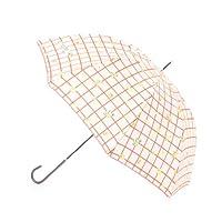(ジエンポリアム)THE EMPORIUM チェック×フラワー晴雨兼用長傘