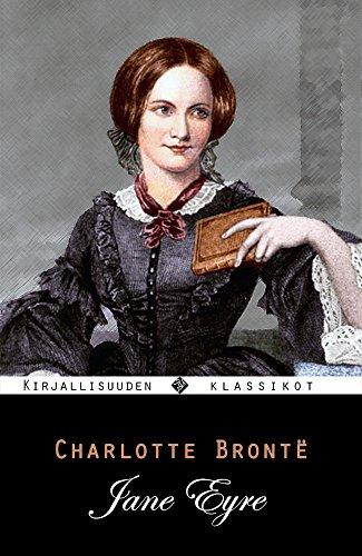Charlotte Brontë - Jane Eyre (Finnish Edition)