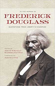 Frederick douglass book quotes and page numbers
