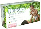 Baby/Infant/Child/Kid Huggies Pure & Natural Diapers, Size 2 (12-18 lb), Disney Baby, Jumbo, 30 ct. Newborn Gear