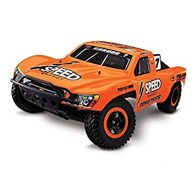 (Ship from USA) Traxxas Slash RTR 58034-1 Short Course 1/10 Truck FREE SHIPPING