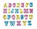 PC クッキー抜型 アルファベット 26P  1733