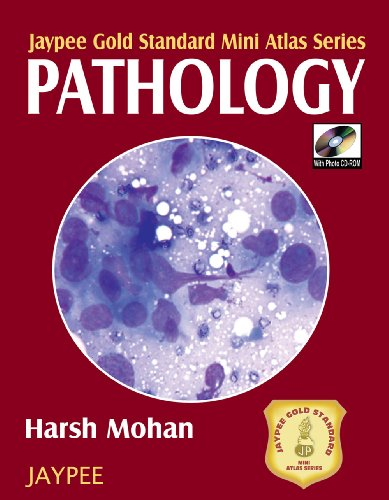 Pathology(with Photo CD-ROM) (Jaypee Gold Standard Mini Atlas Series)