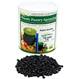Organic Black Soy Beans -5 Lb - Black Soybeans - Non-GMO - For Cooking, Making Tofu & Soymilk / Soya Milk