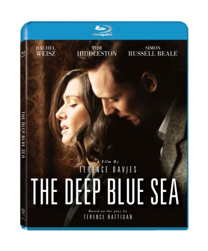 Cover art for  The Deep Blue Sea [Blu-ray]