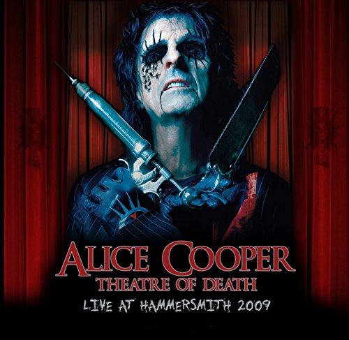 Alice Cooper - Theatre Of Death   Live At Hammersmith (2 Dvd) [Edizione: Regno Unito]