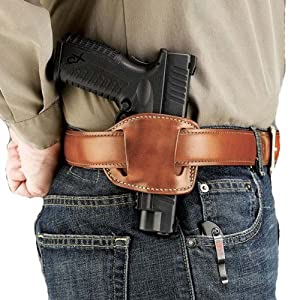 Amazon.com : Galco Jak Slide Belt Holster for Beretta 92F / FS (Tan