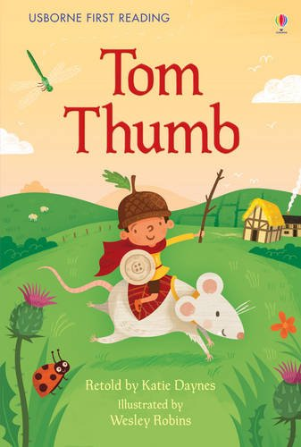 Tom Thumb (First Reading Level 3)
