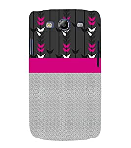 Extraordinary Pattern 3D Hard Polycarbonate Designer Back Case Cover for Samsung Galaxy S3 :: Samsung Galaxy S3 i9300