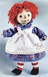 Raggedy Ann Wooden 95th Birthday Doll by Madame Alexander (49845)