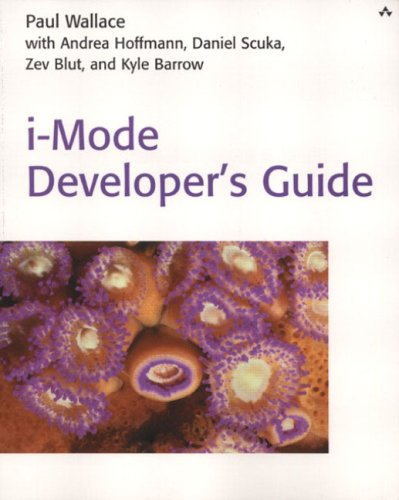 i-Mode Developer's Guide