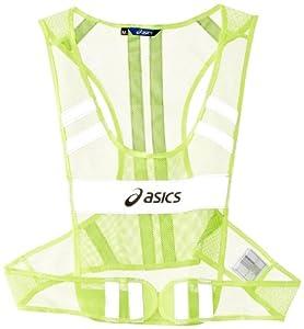 Asics Laufweste Reflective Vest, Neon Lime, S, 4225180416
