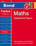 J M Bond Bond Maths Assessment Papers 8-9 years