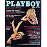 PLAYBOY MAGAZINE JANUARY 1983 1/83 75% off sale ~ Hugh Hefner