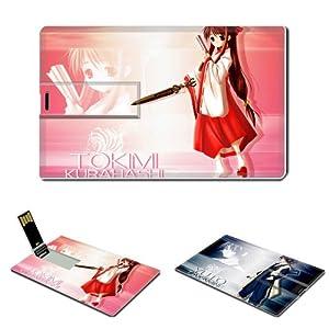 Eien No Aselia Anime Comic Game ACG Customized USB Flash Drive 4GB