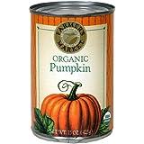 Farmer's Market Organic Pumpkin Puree 15 oz. Cans (Pack of 6)