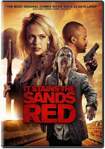DVD : It Stains the Sands Red (DVD)