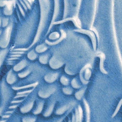 amaco-lg-27-lead-free-liquid-gloss-glaze-turquoise-crackle-pint-by-amaco
