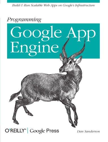 Programming Google App Engine