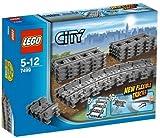 LEGO City 7499: Flexible Tracks by LEGO City [Toy]