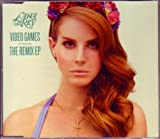 LANA Del Rey Video Games REMIX EP CD