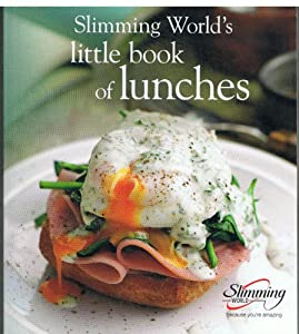 Slimming world little book of lunches books Slimming world books free