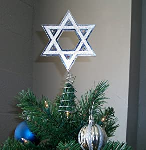 #!Cheap 2012 Hanukkah Christmas Interfaith Tree Bush Ornament
