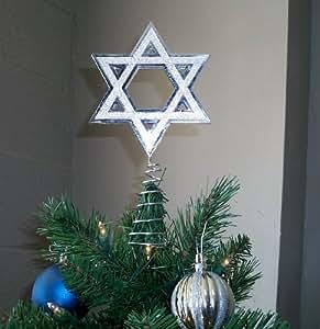 Amazon.com - 2012 Hanukkah Christmas Interfaith Tree Bush ...