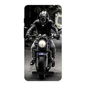 Bike Rider Multicolor Back Case Cover for Zenfone 5
