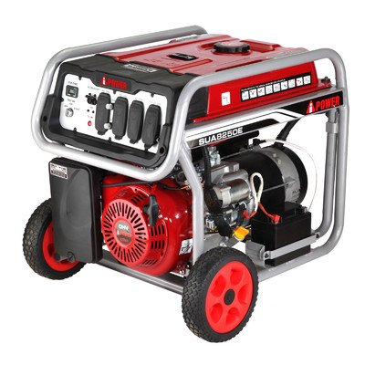 A-Ipower Sua8250E Electric Start Gasoline Generators