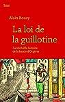 La loi de la guillotine par Bouzy