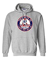 They Hate Us Cause They Ain't Us New England Football Parody DT Sweatshirt Hoodie