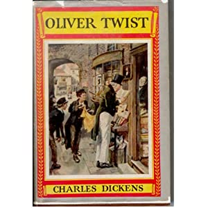 Image for The Adventures of Oliver Twist (The Newberry Classics) by Charles Dickens by Charles Dickens