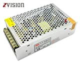 ZVision 12V 5Amp 60W DC Power Supply Driver for CCTV and LED Strip light Lamp 12 Volt 5A Adaptor for Professionals