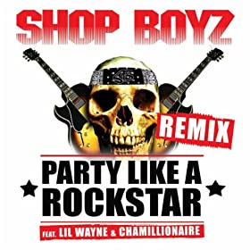 shop boyz party like a rockstar mp3 download