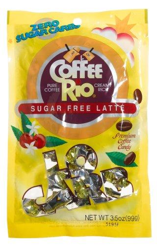 Adams & Brooks Sugar-Free Coffee Rio, Latte, 3-Ounce Units (Pack Of 12)