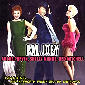 Pal Joey - Andre Previn,shelly Manne,red Mitchell (Remastered)