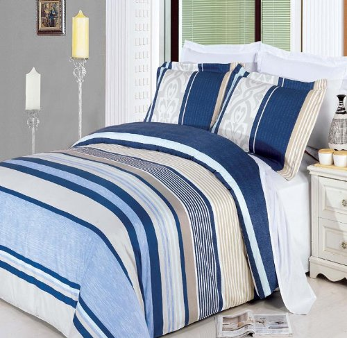 Park-Ave 3-PC 100% Egyptian Cotton Comforter