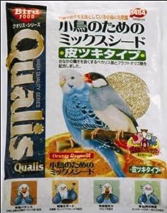 クオリス 小鳥のためのミックスシード 皮ツキタイプ 800g