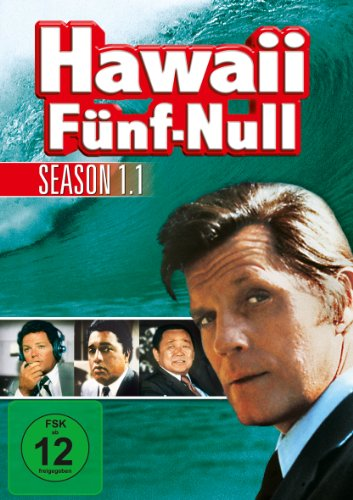 Hawaii Fünf-Null - Season 1.1 [3 DVDs]