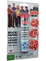 Big Bang Theory Rock Paper Scissors Lizard Spock Game